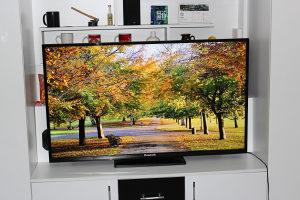 """Panasonic Smart TV 55"""" 4K UHD LED 2019 Wi-Fi"""