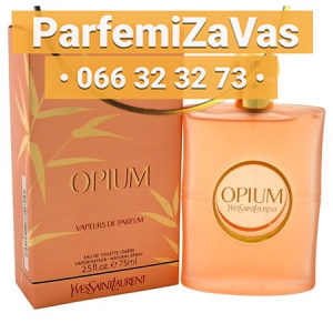 Yves Saint Laurent Opium Vapeurs De Parfum 75ml Ž 75 ml YSL