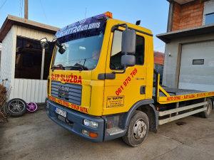 Man kamion.slep sluzba 7.5-150 2007 god