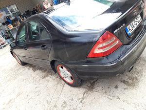 Mercedes-Benz C plin TEK REG.zamjena