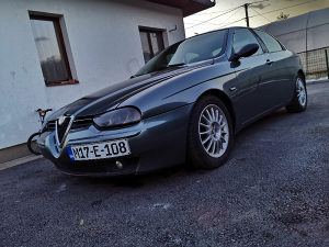 Alfa Romeo 156 2.0 PLIN tek registrovana