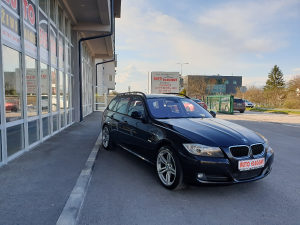 BMW e91 318d 105kW 2009 godistw euro5 *facelift*