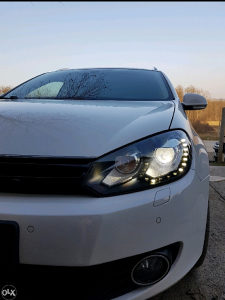 VW Golf 6 2.0 TDI, 2011 god, TOP stanje