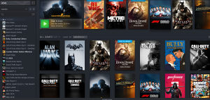 Steam account - 24 plaćene igre