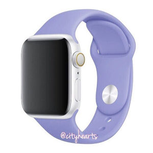 Narukvica Apple Watch 38mm 40mm Lilac