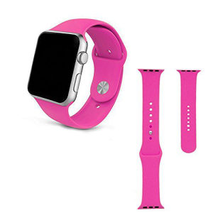 Narukvica Apple Watch 38mm 40mm Barbie Pink