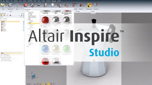 Altair Inspire Studio 2021 sa integracijama