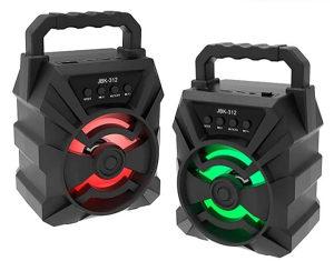 Bluetooth zvucnik 1+1 gratis