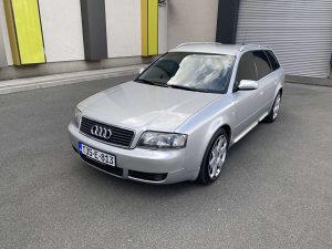 Audi A6 2.7 Biturbo Quattro