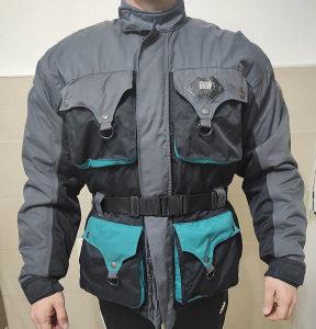 Moto jakna sa protektorima i uloskom