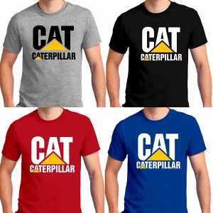 CATERPILLAR MAJICA / MAJICE CAT BAGER JCB KOMBINIRKA