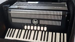 Harmomika 120 bas
