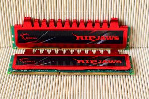 G.SKILL Ripjaws DDR3 1333MHz, Desktop