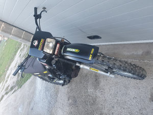 Yamaha dt 125 ccm