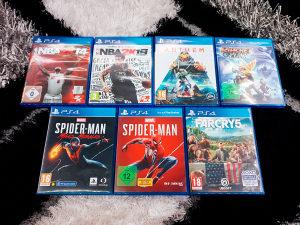 Igre za PlayStation 4 (PS4)