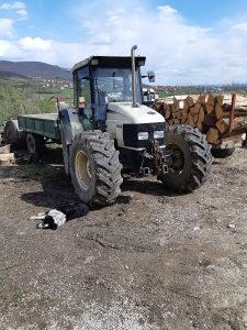 Traktor Lamborgihini 1050 Turbo (zetor imt same fiat)
