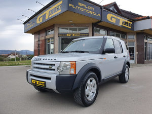 LAND ROVER DISCOVERY 4.4 BENZIN 2006 GOD