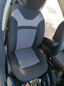 Sjedišta Dacia Duster