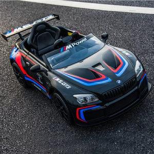 Auto na akumulator autic BMW za djecu djeciji 12V crni
