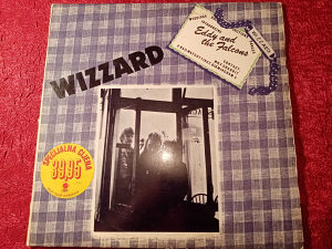 WIZZARD - Introducing Eddy And The Falcons