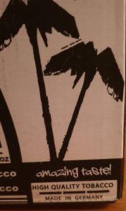 Nargila shisha okus  ☆187 tobacco.de☆