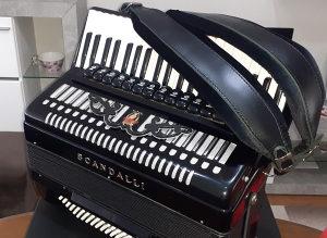 Harmonika Parot licenca Scandalli