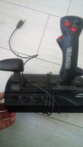 Joystick Speedlink black widow