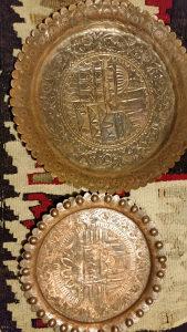 Tacne bakrene,antikviteti