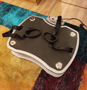 FITNESS Vibrirajuća platforma za vježbanje