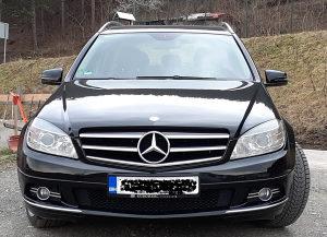 Mercedes W204  C 220 CDi avantgarde