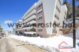 PROSTOR prodaje: Jedno(ipo)soban apartman,Bjelašnica