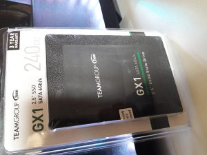 SSD TeamGroup GX1 240GB