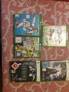 Xbox one i xbox 360 igre AKCIJA