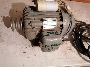 Motor za cikular 2480 obrtaja 1.1 kw sa velom