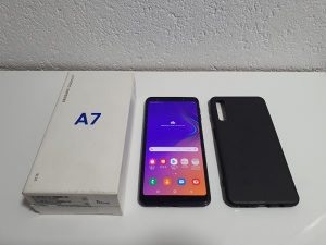 Samsung A7 2018 4gb 64gb