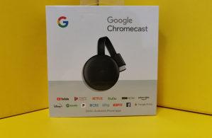 Google Chromecast 3 generacija Charcoal
