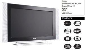TV LCD Phillips 23' monitor bez postolja