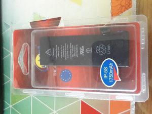 Zamjenska baterija za Iphone 5s 1750mAh