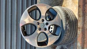 FELGE  18 GTI VW 18 5X112