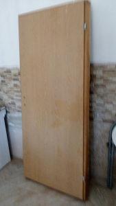 Drvena sobna vrata sa stokom