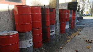 Preradjeno ulje