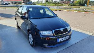 Škoda Fabia Sport 1.4 Benzin-Plin