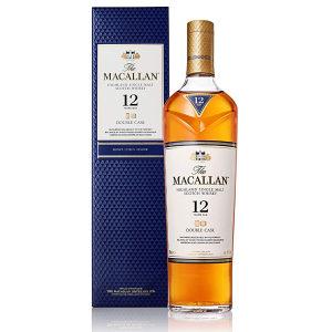 Viski The Macallan 0,7 12yr double cask