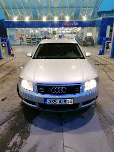 Audi A8 SPORT LINE F1 /ZAMJENA... PLIN.... REG.