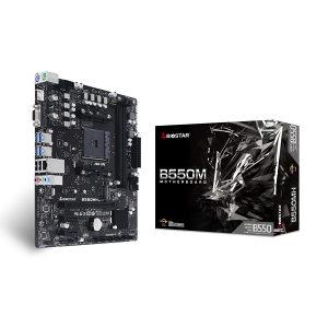 MB BIOSTAR AMD B550  B550MH