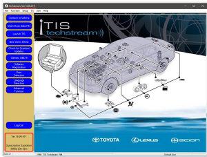 TOYOTA Techstream V16 V15 V14