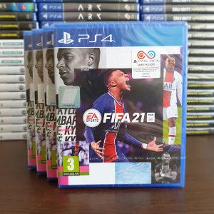 FIFA 21 (PlayStation PS4 / Xbox One)