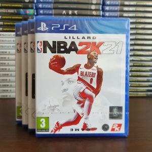 NBA 2K21 (PlayStation 4 PS4 / Xbox One)