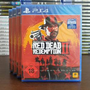 Red Dead Redemption 2 (PS4 PlayStation 4) RDR