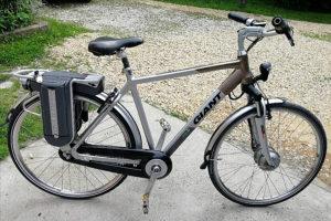 Električno biciklo Giant-PROLJETNA AKCIJA